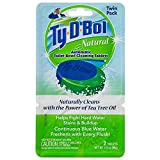 Ty-D-Bol 1.7 oz. Natural Automatic Toilet Bowl Cleaner Tablet (6-Pack)