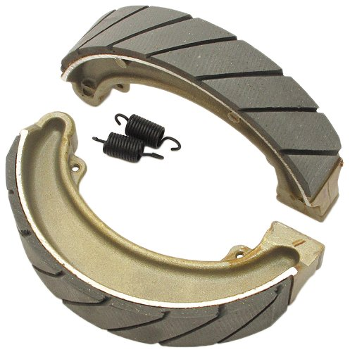 EBC Brakes 343G Water Grooved Brake Shoe