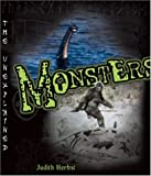 Monsters, Judith Herbst, 0822516268