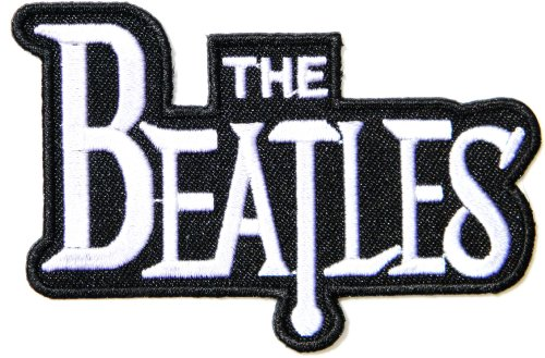 THE Beatles Music Band Logo Punk Rock Rockabilly Jacket T-shirt Patch Sew Iron on Badge Sign Costume Cloth