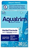 Diurex Aquatrim Herbal Capsules - 30 ct, Pack of 2