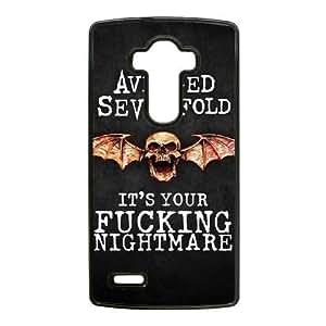 LG G4 Phone Case Black Avenged Sevenfold UKT8579094