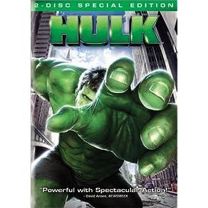 Hulk (2 Disc Full Screen Special Edition) (2003)