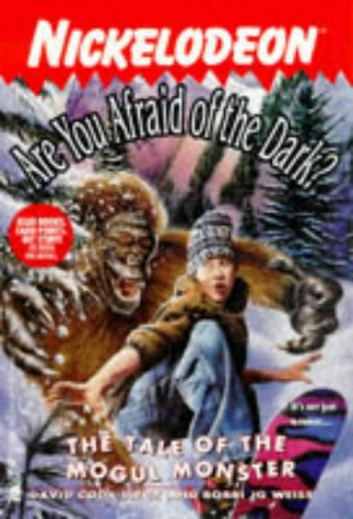 The TALE OF THE MOGUL MONSTER: ARE YOU AFRAID OF THE DARK #22 by Aladdin Fragrances