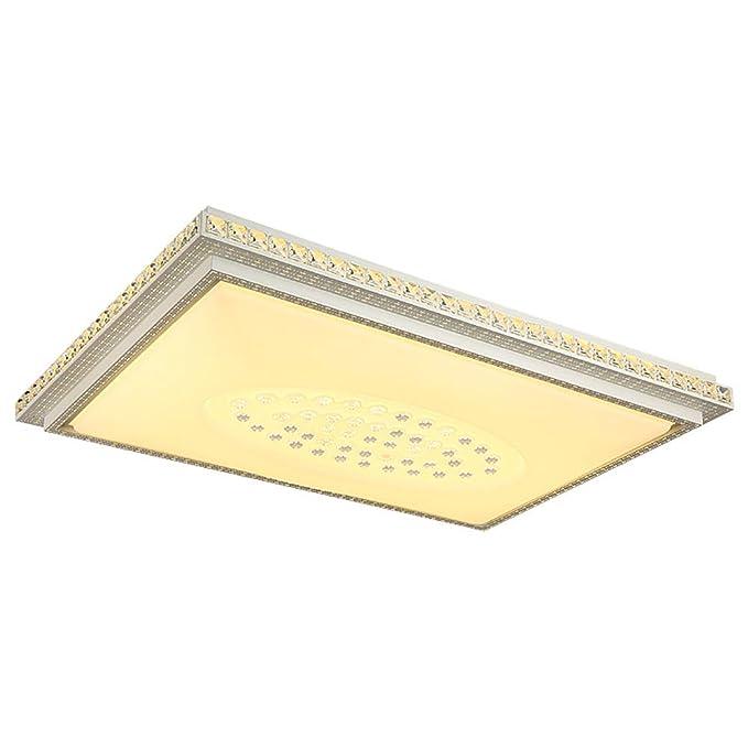 Amazon.com: Lámpara de techo LED de montaje empotrado ...