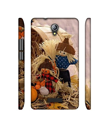 Casotec Vegetable Designer 3D Printed Hard Back Case Cover for Micromax Canvas Pace 4G Q416