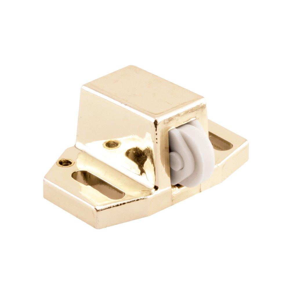Nylon Roller Gold Plastic Prime-Line Products 194331 Shower Door Catch