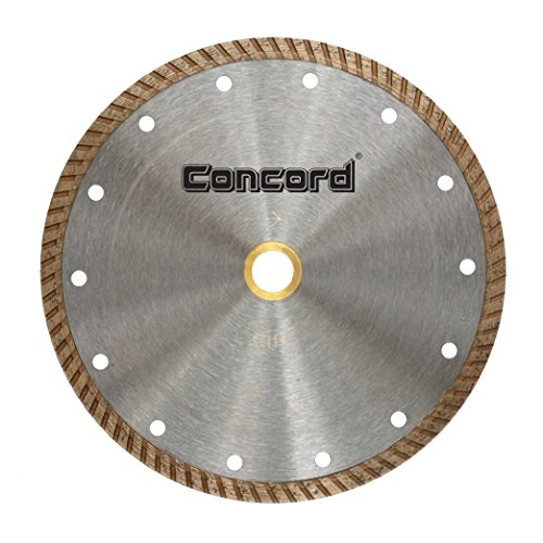 Concord Blades CTM070A080HP 7 Inch Continuous Turbo Semi-Wide Tooth Blade