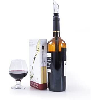 Amazon Com Wine Chiller 3 In 1 Stainless Steel Wine