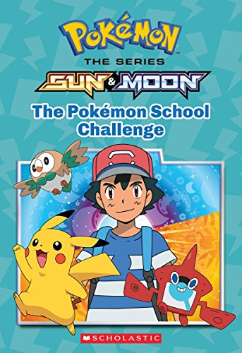 The Pokémon School Challenge (Pokémon: Alola Chapter Book) Photo