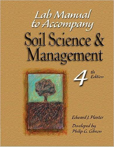 Soil Science & Management (Laboratory Manual)