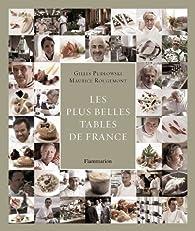 Les plus belles tables de France par Gilles Pudlowski