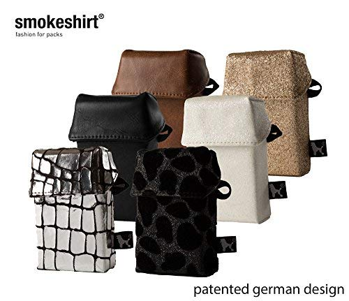 Price comparison product image Cigarette case smokeshirt div. Designs for cigarette pack King size smoke shirt