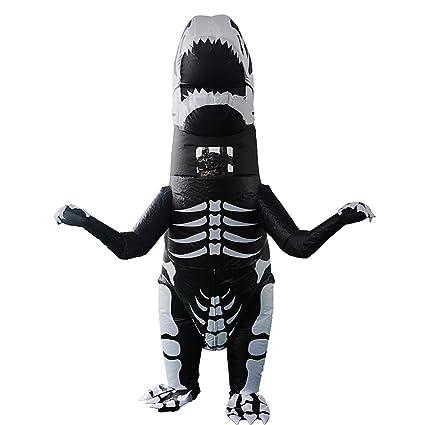 Disfraz de dinosaurio inflable Keshida para niños y adultos ...