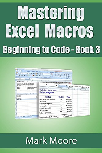 Download Mastering Excel Macros: Beginning to Code (Book 3) Pdf
