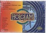 1994 Upper Deck NBA Holojam Lithogram Cards Trading Card Set 36 Count