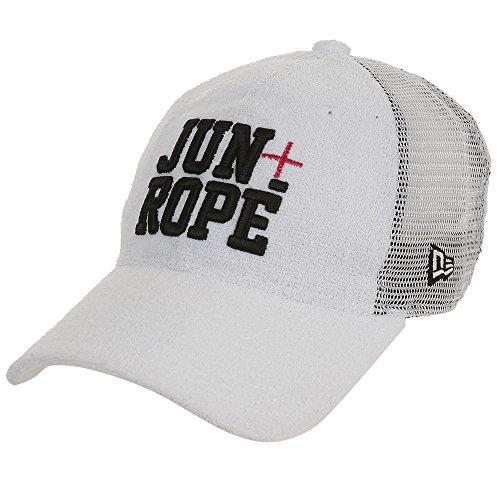 ジュン アンド ロペ JUN & ROPE 帽子 NEW ERAGOLF920TRMコラボキャップ レディス ホワイト 10 フリー