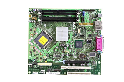 Genuine OEM Dell Optiplex 755 Desktop Motherboard Logic System Main Board Assembly DR845 WX729 Intel DDR2 Ram LGA775 Socket