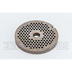 New ZELMER Replacement Cutting Plate For Hasher Meat Grinder 2,7mm NR8 86.3160 ZMMA128X 755473 Stainless Steel material