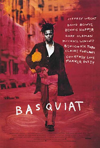 Basquiat POSTER Movie (27 x 40 Inches - 69cm x 102cm) (1996)