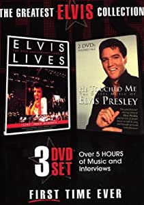 Amazon.com: The Greatest Elvis Collection: Elvis Presley ...