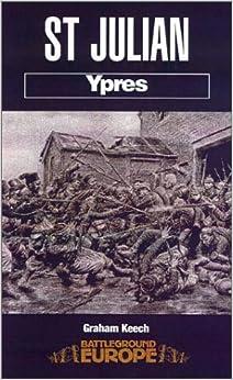 Book St.Julian: Ypres (Battleground Europe)