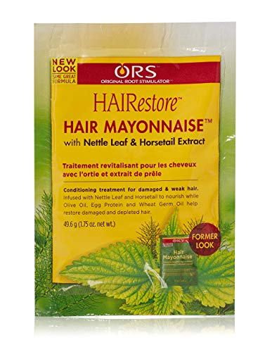 ORS HAIRestore Hair Mayonnaise 1.75 Ounce Travel Packet