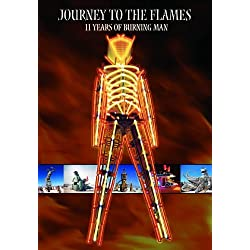 Journey to the Flames - 11 Years of Burning Man by Steven D. Binder