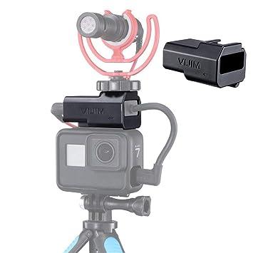 Linghuang - Carcasa Protectora para micrófono Compatible con ...