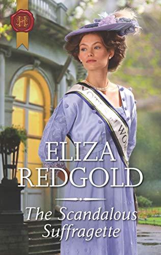 The Scandalous Suffragette by Eliza Redgold
