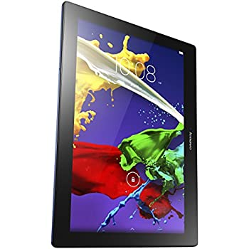 "Lenovo TAB2 A10 - 10.1"" Tablet (ARM Cortex A53 Quad-Core, FHD IPS, 2GB SDRAM, 16GB SSD, Android 4.4 KitKat) ZA000001US"