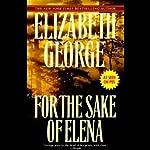 For the Sake of Elena | Elizabeth George