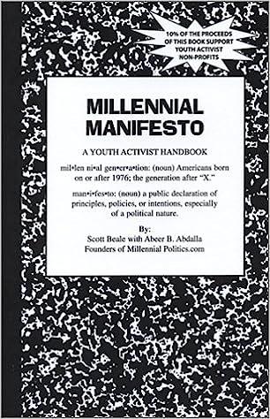 Risultati immagini per millennial manifesto scott beale