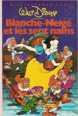 Amazon Fr Blanche Neige Et Les Sept Nains Collection