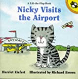 Nicky Visits the Airport (Picture Puffin)