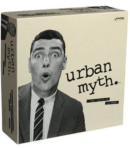 Urban Myth Board Game (Urban Myth)