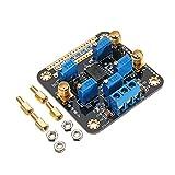 UAF42 Active Filter Module Highpass/Lowpass/Bandpass Adjustable Filtering Board - Arduino Compatible SCM & DIY Kits