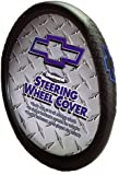 Chevy Diamond Plate Grip Style Steering Wheel Cover