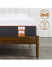 Inofia Mattress with Washable Cover I Memory Foam and Spring Hybrid 25cm High Mattress I Premium Barrel-type Less Friction Spring I Hygienic Removable Cover I 100Night Home Trial I