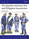 Front cover for the book The Spanish-American War and Philippine Insurrection: 1898-1902 by Alejandro Quesada