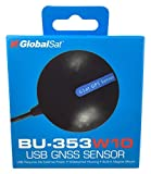 Cheap GlobalSat 05-BU353-W10 GPS GNSS Location Sensor, Windows 10 – Black