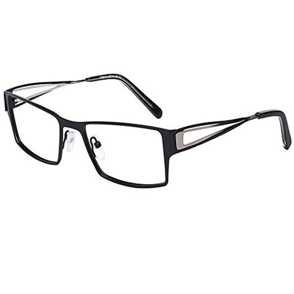 Anti Eye Eyestrain Men//Women Blue Light Blocking Glasses,Frame Glasses Anti Ray Blue Computer Game Glasses Square Nerd Eyeglasses Unisex
