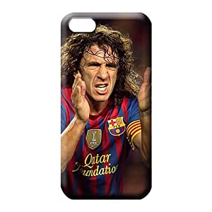 iphone 6 normal Popular Unique Fashionable Design mobile phone skins the player of barcelona carles puyol applauding