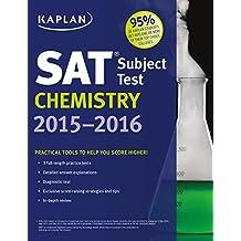 Kaplan SAT Subject Test Chemistry 2015-2016 (Kaplan Test Prep)