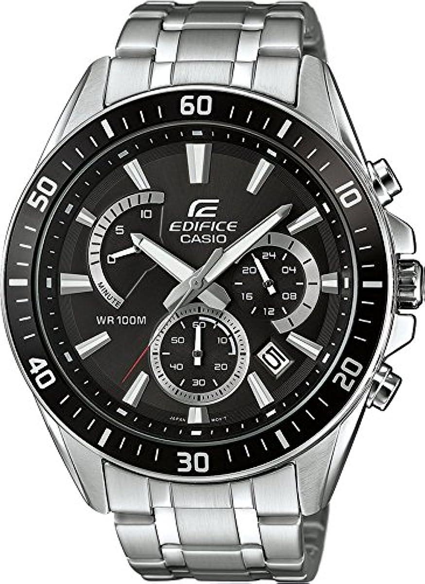 [해외] [카시오]CASIO  EDIFICE  EDIFICE 100M방수 크로노그래프 EFR-552D-1A맨즈 손목시계 [병행수입품]