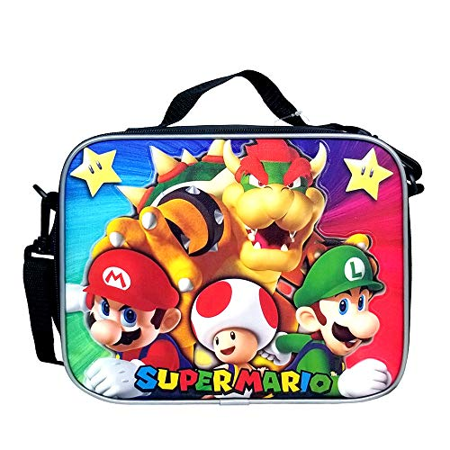 Lunch Box Super Mario Bros Odyssey 19185