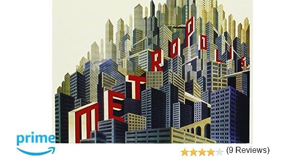 Metropolis Reconstructed & Restored Masters of Cinema DVD Reino Unido: Amazon.es: Alfred Abel, Gustav Fröhlich, Brigitte Helm, Fritz Lang: Cine y Series TV