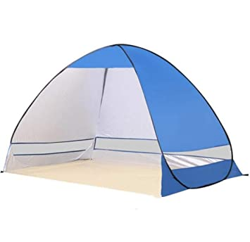 Camping Tent Sun Shelters Lightweight Fishing Picnic Beach Summer Tents Anti UV