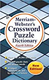Merriam-Webster's Crossword Puzzle Dictionary, 4th Ed., (Mass-Market Paperback) 2015 Copyright