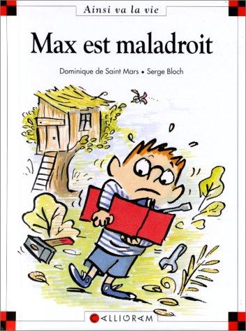 Max et Lili n° 29 Max est maladroit